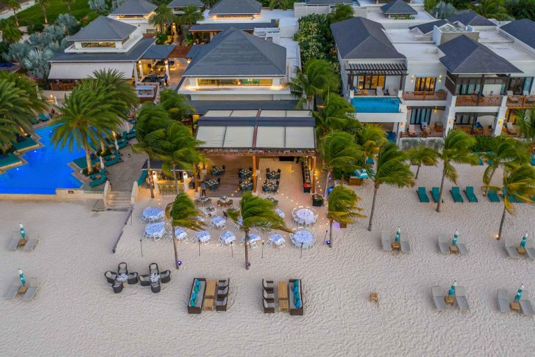 Zemi Beach House is the debut property in the Americas for Hilton's new luxury collection.