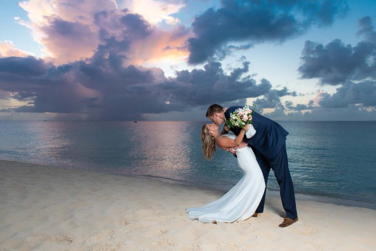 Destination Wedding Anguilla: Katie & Tyler