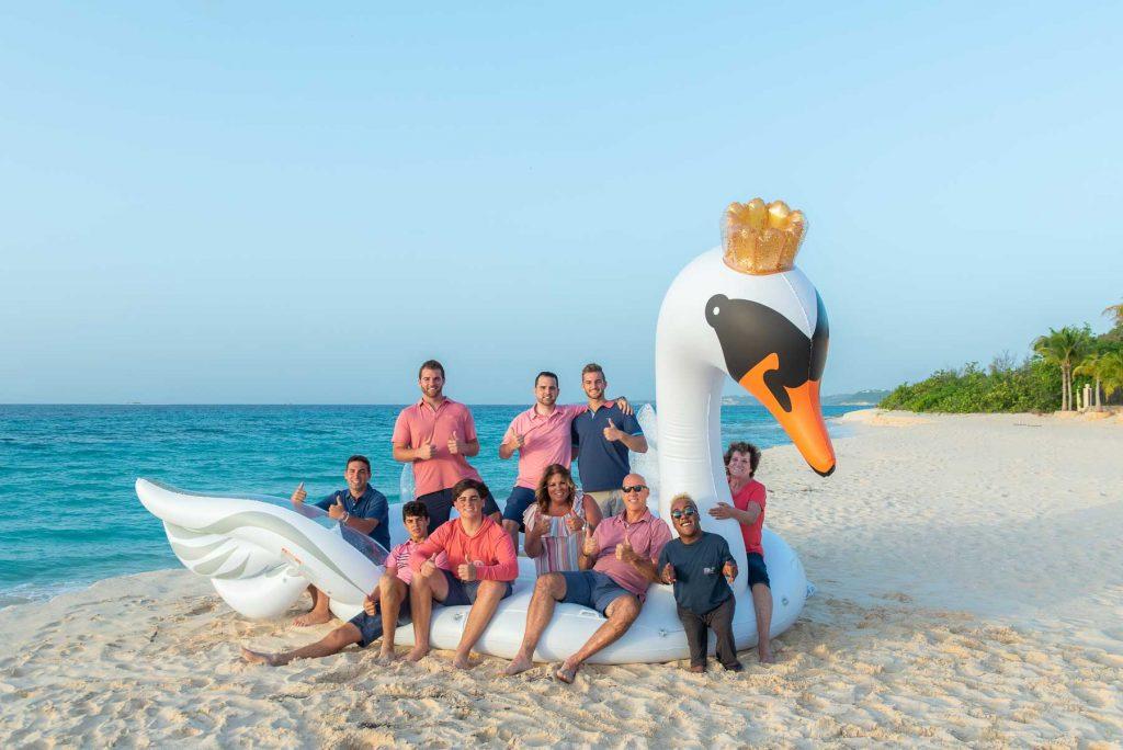 Anguilla Vacation Photoshoot by KSharp Media/True Anguilla Magazine