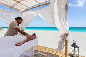Relax!  Anguilla's Spa Services Are Second To None