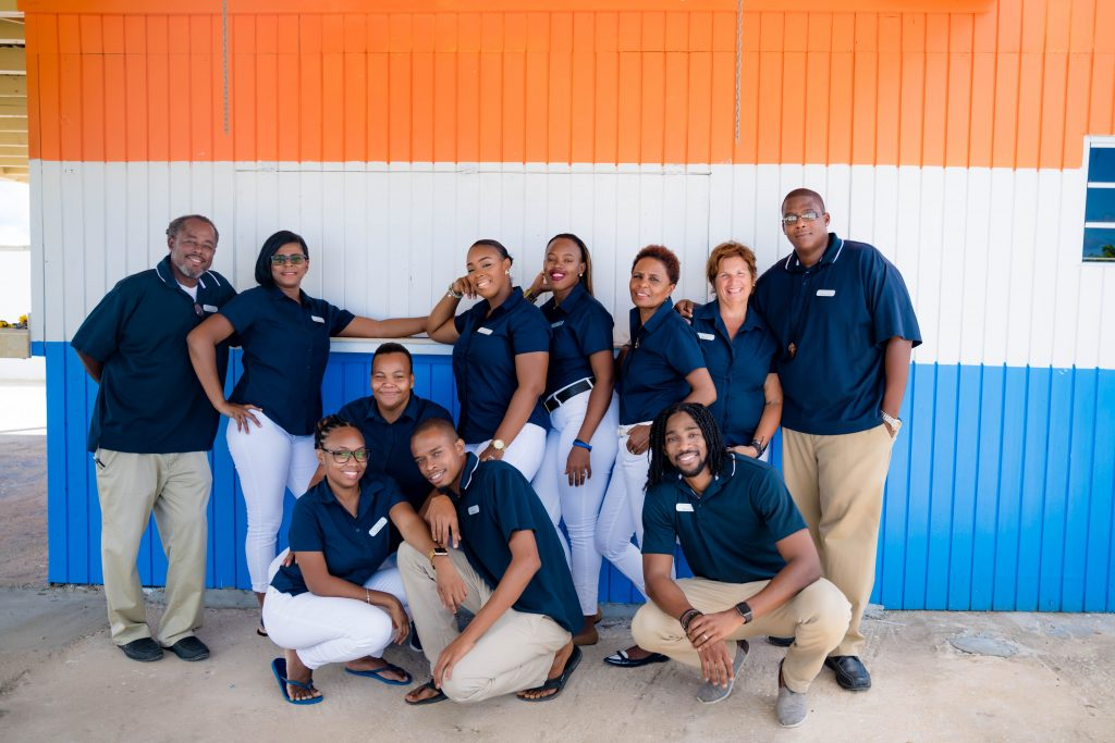 Bluesea Anguilla Team