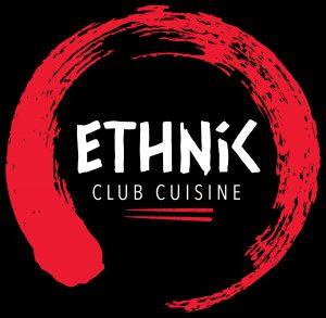 Ethnik club cuisine logo